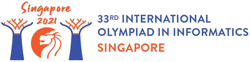 IOI 2021 Singapore
